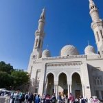 Dubai-visit-from-abu-dhabi-jumeirah-mosque