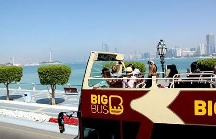 Abu Dhabi Big Bus Tour   Abu Dhabi Desert Safari Tours