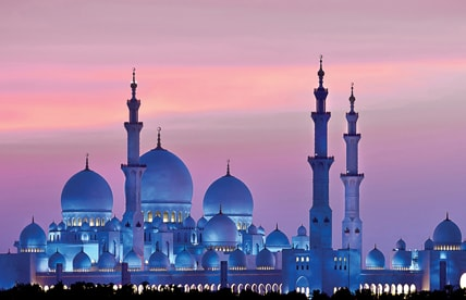 abu-dhabi-night-tour-Sheikh-Zayed-Grand-Mosque
